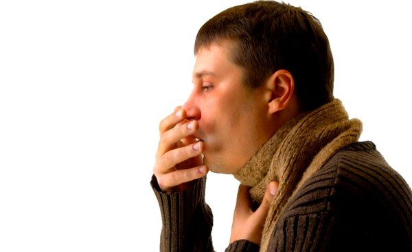 Застойные явления в бронхах препятствуют нормальному дыхательному акту и раздражают кашлевые рецепторы