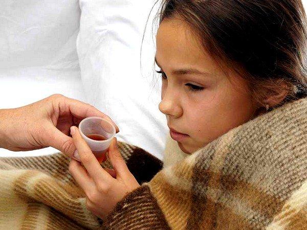 Чаще всего малышам стараются назначить препараты на растительной основе