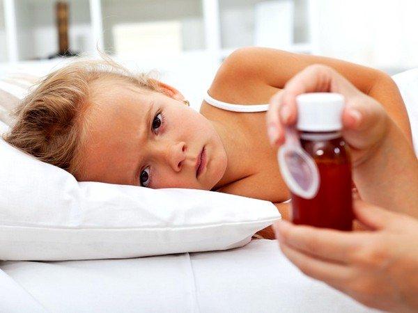 При аллергии потребуются антигистаминные лекарства