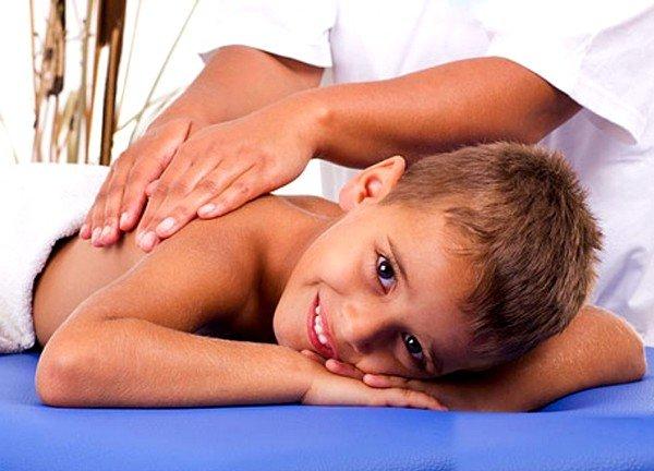 При патологии дыхательных путей воспалительного (инфекционного) характера может быть назначен массаж