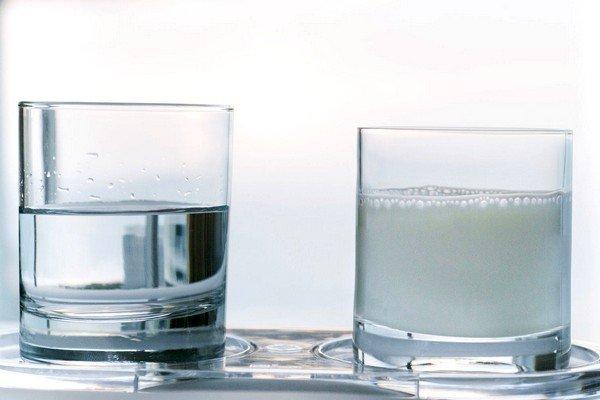 Как принимать молоко с минералкой от кашля? фото