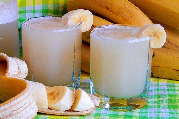 Напиток из бананов