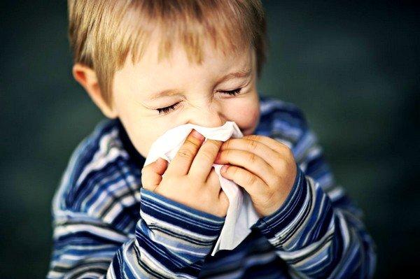 Очень часто аллергия похожа на простуду
