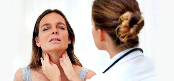 Нехватка йода может быть причиной воспаления щитовидной железы