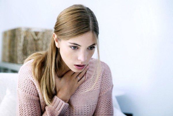 Частая одышка - один из возможных симптомов