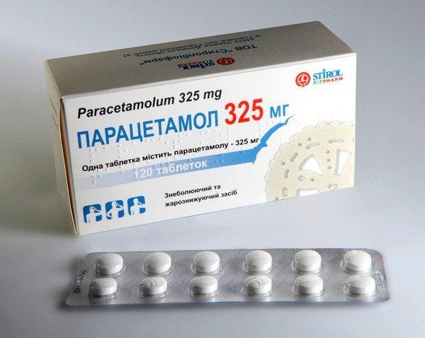Парацетамол – это самое безопасное средство при жаре