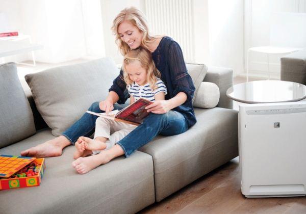 Пересушенный воздух часто становится причиной сухого кашля