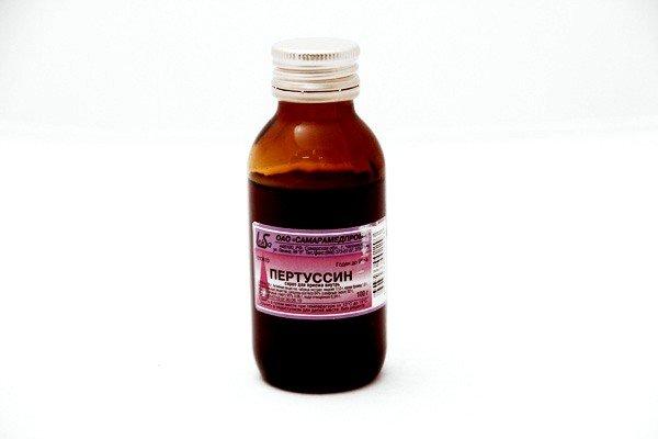 Пертуссин – это сироп, который смягчает и помогает вывести слизь