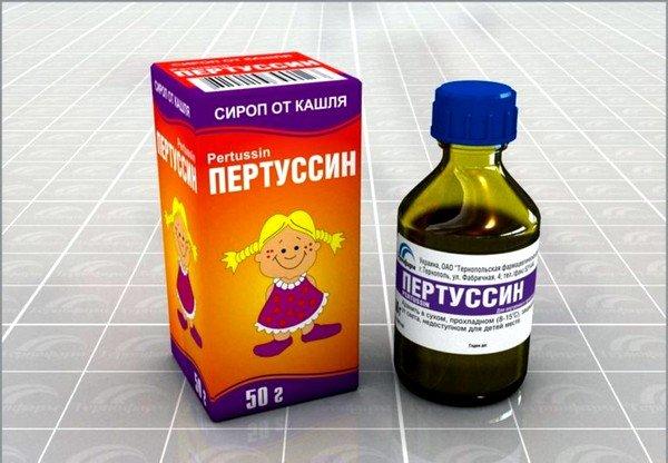 Пертуссин – доступный и натуральный препарат при сухом кашле фото
