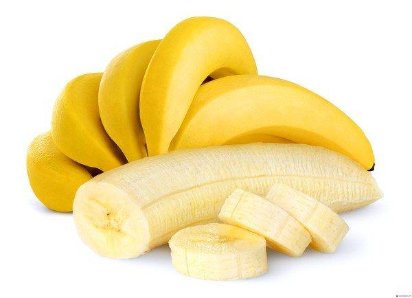 Как приготовить банан от кашля: рецепт ребенку фото