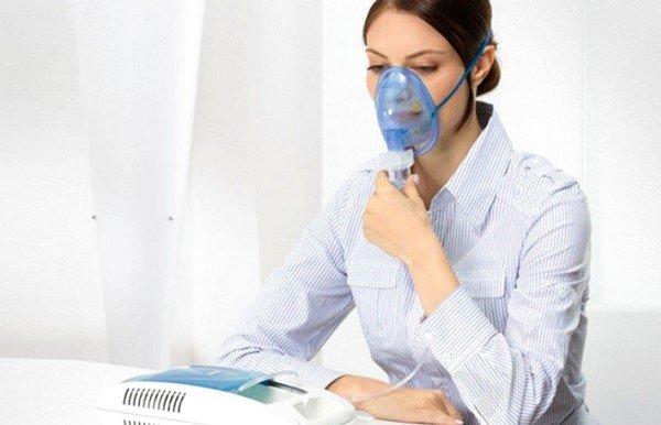 По инструкции делать процедуру с этим средством можно только с помощью специального прибора – небулайзера