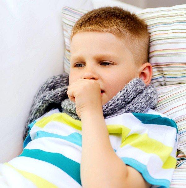 Хронические заболевания дыхательной системы могут быть причиной кашля