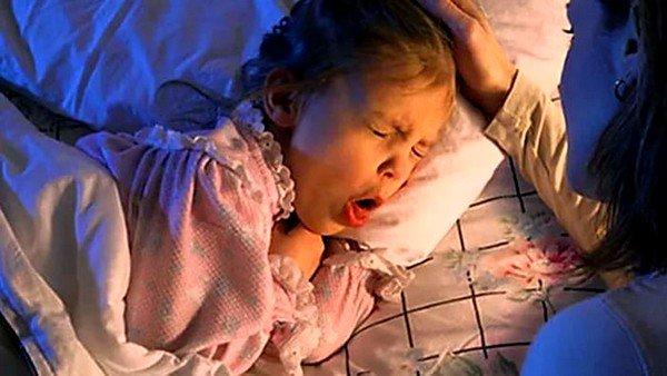 Остаточный кашель может быть реакцией на проведенное лечение
