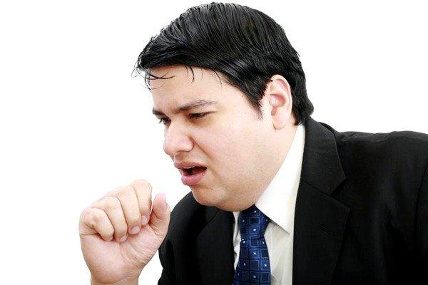 Сухой кашель может возникать при аллергии