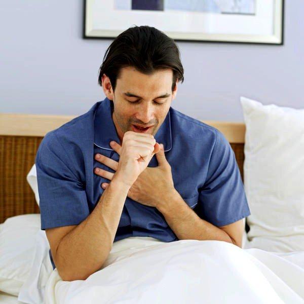 Частая причина кашля -  простудные и инфекционные заболевания