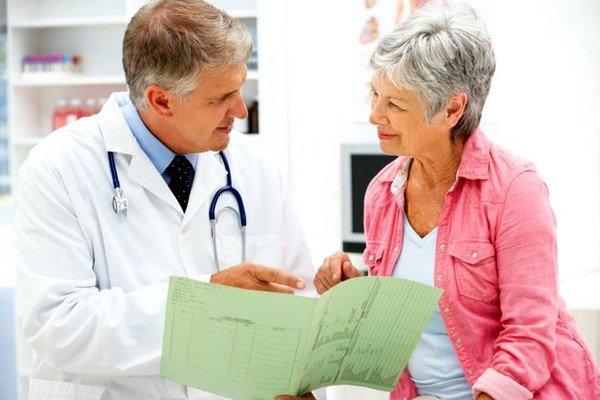 После постановки диагноза назначается комплексное лечение