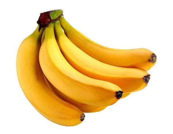 Банан содержит большое количество питательных веществ, необходимых человеческому организму