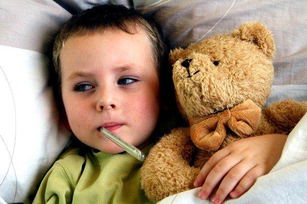При пневмонии повышается температура тела