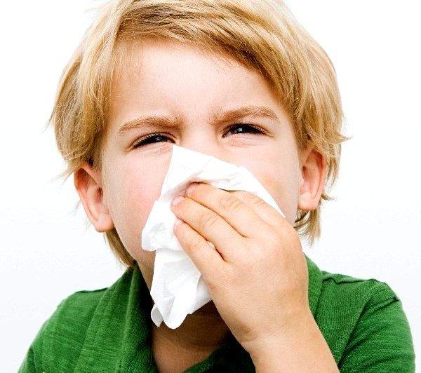 Раздражение слизистых тканей полости носа может вызвать сухой воздух в комнате