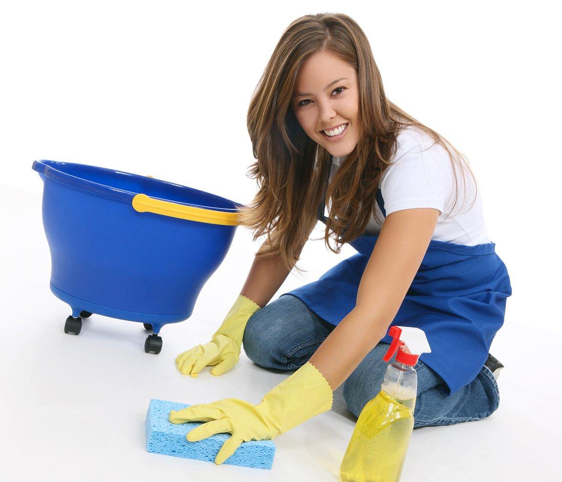 Влажная уборка дома помогает снизить количество приступов кашля у ребенка