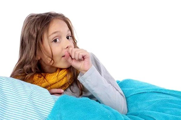 Бронхиальная астма сопровождается кашлем