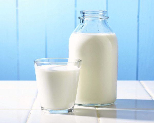 Молоко помогает при сухом кашле