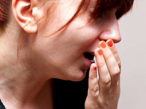 Гастроэзофагеальная рефлюксная болезнь может вызывать кашель