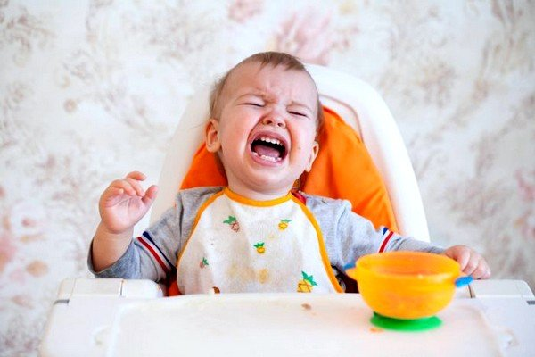 В более тяжелой форме проявляются признаки патологии в детском возрасте