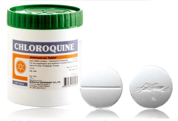 При появлении абсцесса в печени дополнительно назначается Хлорохин