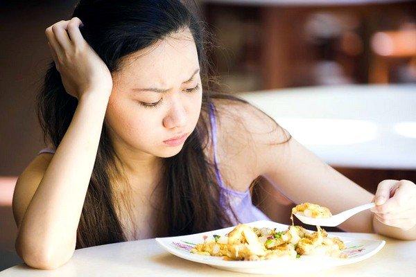При дифиллоботриозе происходит нарушение аппетита