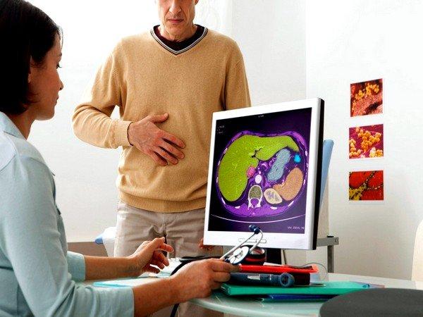 Аскаридоз может вызвать нарушения в работе печени и кишечника