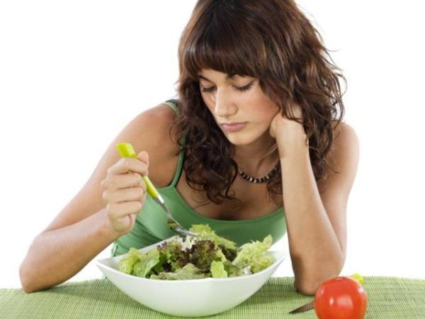 При хроническом амебиазе возможно снижение аппетита