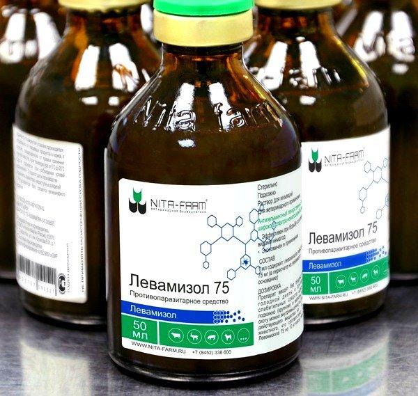 Левамизол – противогельминтный и иммуномодулирующий препарат