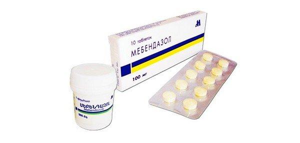 Мебендазол — лекарственное средство антигельминтного действия.