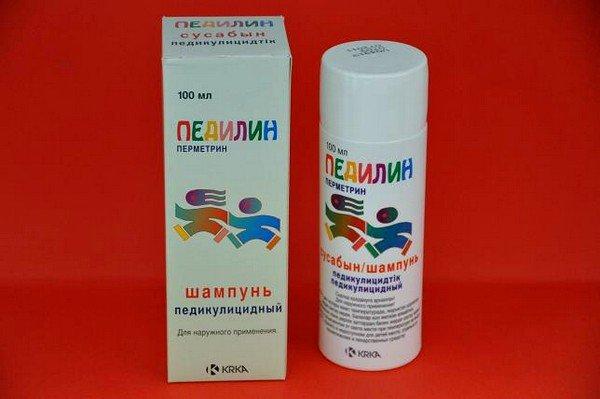 Педилин – комбинированный противопедикулезный препарат, содержащий инсектициды