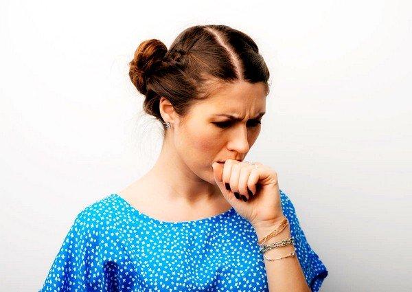 Заражение печеночной двуусткой может вызывать кашель