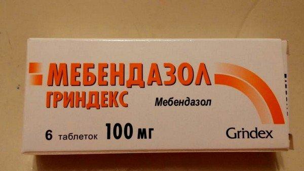 Мебендазол применяется при токсокарозе
