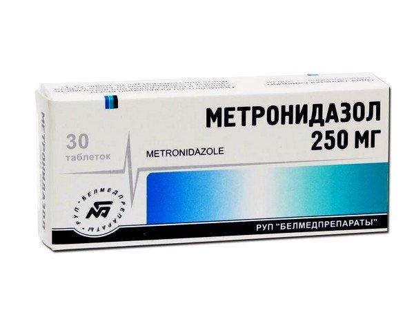 С высокой эффективностью шистосомоз лечится Метронидазолом