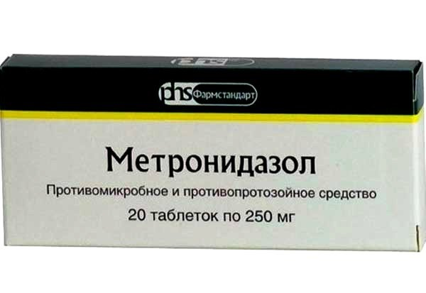Метронидазол применяется при фасциолезе