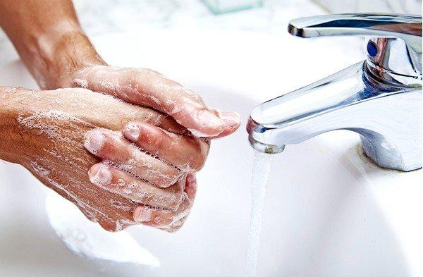 Важно соблюдение правил личной гигиены