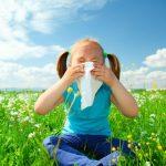 Аллергия в августе