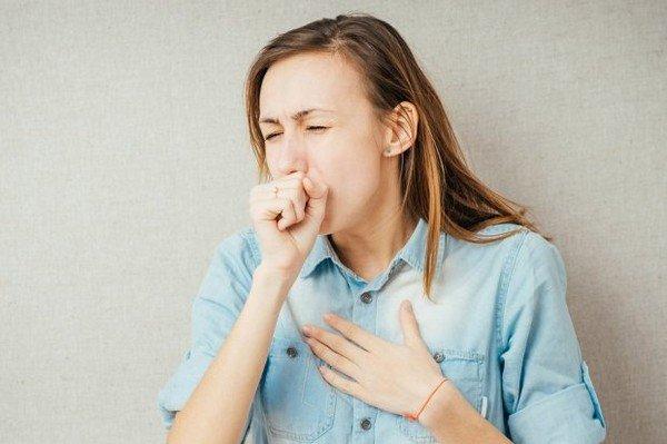Сердечный кашель и головокружение