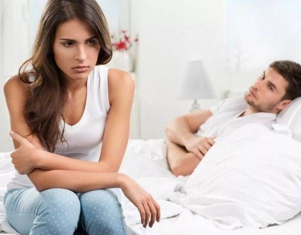Нежелание половой близости после родов