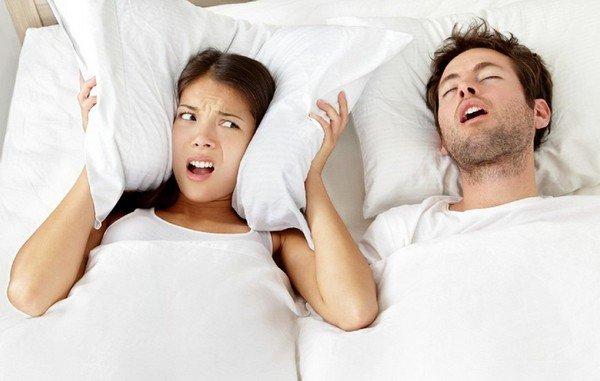 Что предпринять против храпа во сне фото