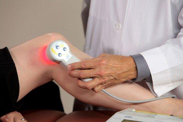 Лазеротерапия при артрозе