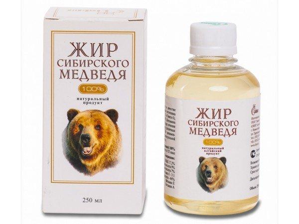 Медвежий жир при геморрое