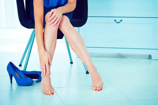 Причины артроза голеностопа
