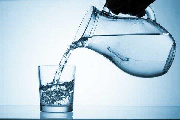 Недостаточное питье воды