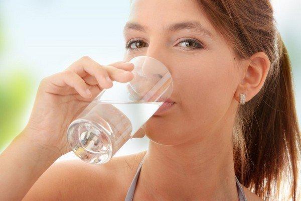 Питье воды при панкреатите
