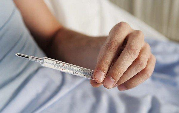 Высокая температура при панкреатите